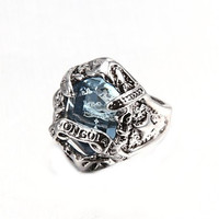 Fashionable Gems Men's Ring