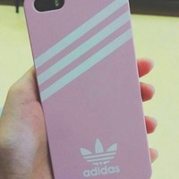 Adidas logo Baby Pink Phone Cases iphone cases samsung HTC one