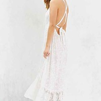 Gypsy 05 Embroidered Tulip Maxi