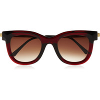 Thierry Lasry - Square-frame acetate and metal sunglasses