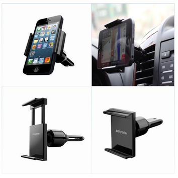 Universal Smartphone Car Air Vent Slot Car Mount for iPhone S5, Galaxy S5, LG G3