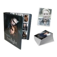 AMAZON EXCLUSIVE! Twilight Limited Edition Trading Card Set w/ Official Binder