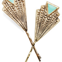 ModCloth Vintage Inspired Deco-rate Your 'Do Hair Pin Set