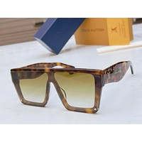 Louis Vuitton LV Fashion Woman Summer Sun Shades Eyeglasses Glasses Sunglasses