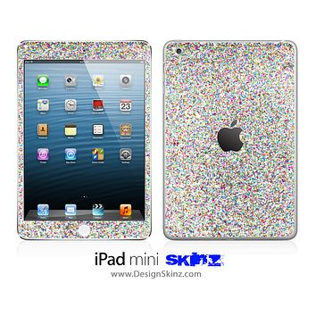 Colorful Dotted iPad Skin