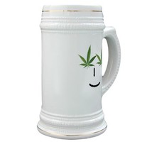 Pot Head Emote Stein> The Pot Head Emote> 420 Gear Stop