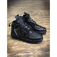 Nike Lunar Force 1 Duckboot 17 Black 916682-00224 Shoes