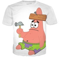 Patrick Star In All His Glory