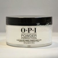 OPI Powder Perfection Dip Powder DP001 Clear 4.25 oz