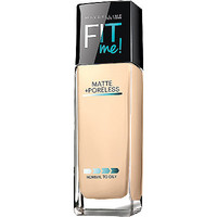 Fit Me Matte + Porless Foundation