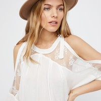 Free People Beachy and Peachy Tunic