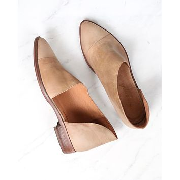 Free People - Royale D'orsay Style Pointy Toe Flat