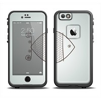 The Simple Vintage Fish on String Apple iPhone 6/6s LifeProof Fre Case Skin Set