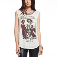 Chaser Grateful Dead Box of Roses Tank
