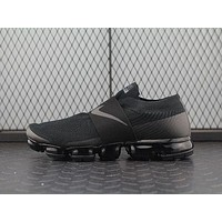 Nike Air Vapor Max Trending Women Men Leisure Running Sport Shoes Sneakers Black I