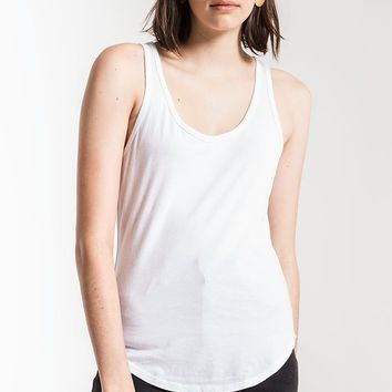 Perfect Tank in White