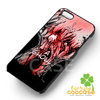 tokyo ghoul kaneki-1nny for iPhone 6S case, iPhone 5s case, iPhone 6 case, iPhone 4S, Samsung S6 Edge