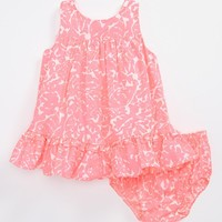 Lilly Pulitzer® 'Caldwell' Dress & Bloomers (Baby Girls)   Nordstrom