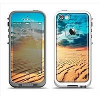 The Sunny Day Desert Apple iPhone 5-5s LifeProof Fre Case Skin Set