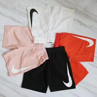 Nike Unisex 4-Color Boyfriend Casual Shorts One-nice™