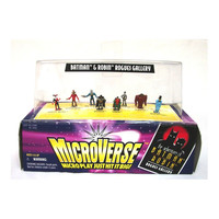 Batman & Robin Rogues Gallery MicroVerse Playset