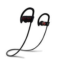 Headphones Bluetooth professional Wireless Sport Headset Stable Fit In Ear IPx7 Waterproof & Sweatproof Earphones noise cancellation Mic Stereo HD sound Quality for workout and running