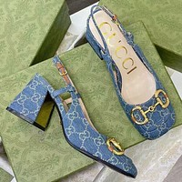GUCCI  2021 early spring new sandals