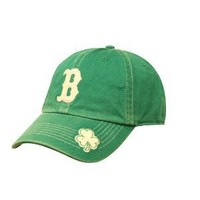 MLB Boston Red Sox St. Patty's Fatty Clean Up Cap