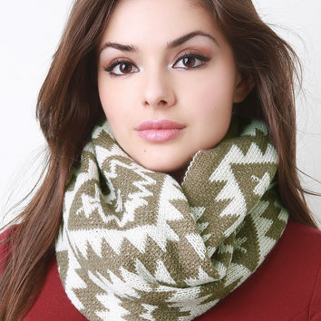 South Of The Border Infinity Scarf