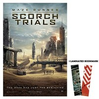 """Maze Runner : The Scorch Trials (2015) - Ruins - Poster 13"""" x 19"""" BORDERLESS + Laminated Bookmark Dylan O'Brien Thomas Brodie-Sangs"""