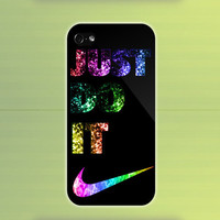 Nike Just Do It Case For iPhone 4/4S iPhone 5 Samsung Galaxy S2 Samsung Galaxy S3