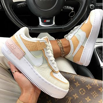 Nike Air Force 1 Shadow Low top sports casual shoes
