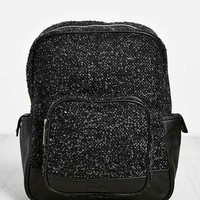 Mosson Bricke Boucle Backpack- Black One