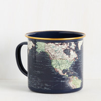 Locate and Percolate Mug | Mod Retro Vintage Kitchen | ModCloth.com