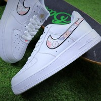 Best Online Sale 2018 Nike Air Force 1 Low Chinese New Year White Sport Shoes Sneaker