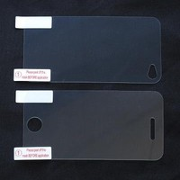 6 Front & Back Protector Sets for Apple iPhone 4 LCD Touch Screen (12 Protectors Total - 6 Front /