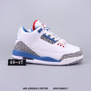 AIR JORDAN 3 RETRO AJ3 cheap Men's and women's nike shoes