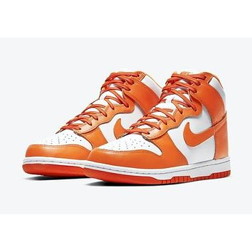 NIKE Sport Shoes Dunk High SP 'Syracuse' 2021