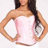 Lovers - Sweetheart Shaped Corset