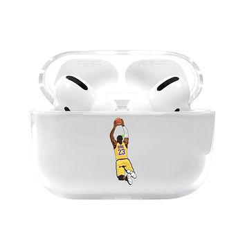 Lebron James Lakers Airpods Pro Case
