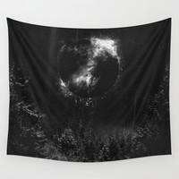 Im so sorry II Wall Tapestry by HappyMelvin