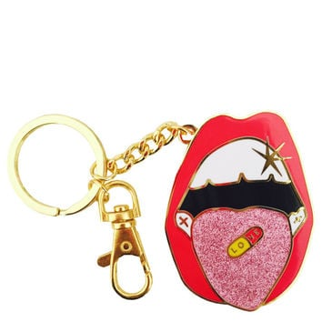 Love is the Drug Keychain