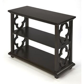Butler Paloma Chocolate Brown Bookcase