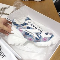 Dior D-connect Sneaker #610