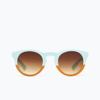 TWO-TONE SUNGLASSES Pictures