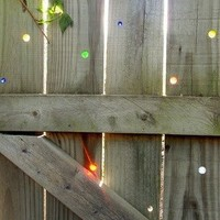 Outdoor Spaces / Drill Holes, Insert Marbles