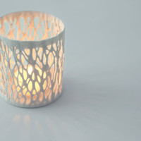 Branches of light candle holder by hajimedesign on Etsy