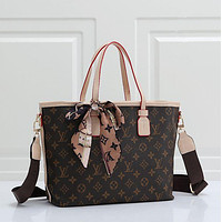 Louis Vuitton LV Hot Sale Women Leather Handbag Tote Shoulder Bag