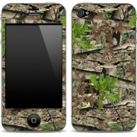 Real Camouflage Skin for the iPhone 3gs, 4/4s or 5