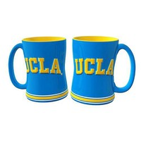 UCLA Bruins 3D Coffee Mug - 14oz Sculpted Relief